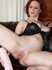 Naughty Alysha and Clayra Beau have a little pussy stretching party By themselves